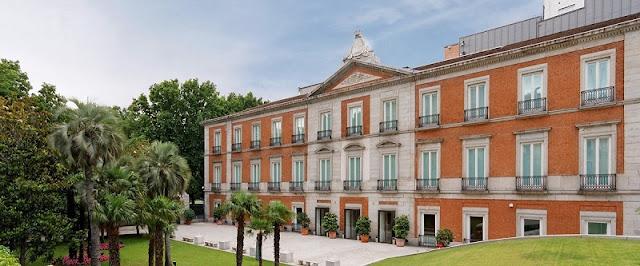 Museu Thyssen-Bornemisza em Madri