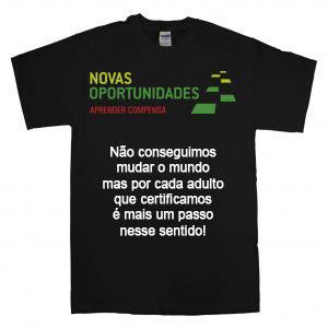 bd05f46a4 Centro Novas Oportunidades da E.S.S.A.  Vestir a camisola
