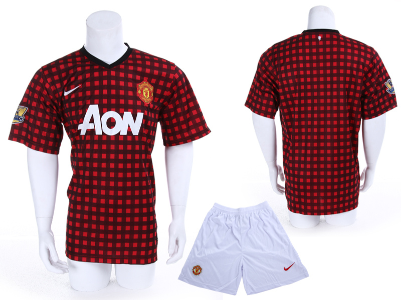 19f7bdef6ec CHEF Talk   Mamak  Leaked Manchester United Home Jersey 2012 13