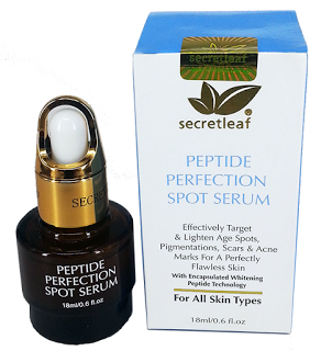 Peptide perfection spot serum 18ml secretleaf