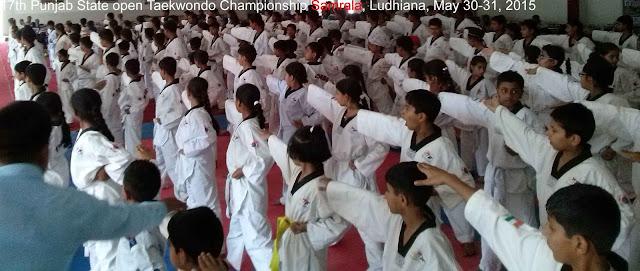 17th Punjab State Taekwondo Championship Samrala, Ludhiana, Marital art Taekwondo Training, Coaching Classes, Academy, Clubs, Centers, Schools, Associaiton, Federation in Mohali near Chandigarh, Kharar, Zirakpur, Kurali, Jalandhar, Amritsar, Ferozepur, Moga, Sangrur, Patiala, Nawanshahr, Ropar, Hoshiarpur, India