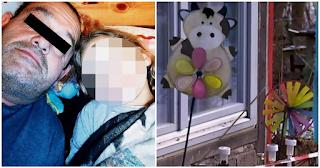 Παιδόφιλος χρησιμοποιούσε την 7χρονη κόpη του ως δόλωμα για να βιάσει 29 ανήλικα παιδιά