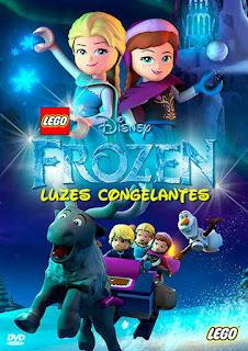 LEGO Frozen: Luzes Congelantes - BDRip Dublado