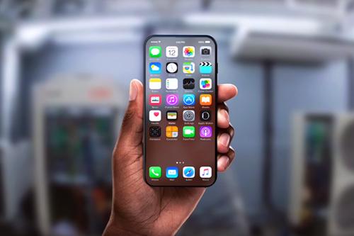 iPhone 8: desenho conceitual mostra que a tela poderá cobrir toda a frontal do novo aparelho