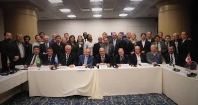 Asamblea Federación Panamericana Handballl