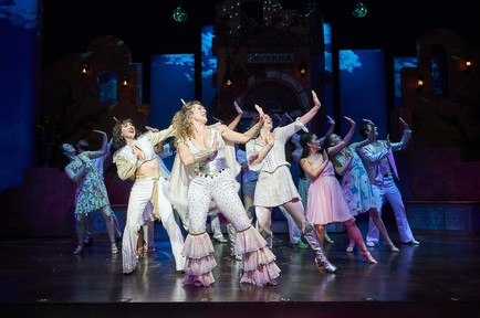 "RoyBerko info: GLT's ""Mamma Mia"" leaves audience singing"