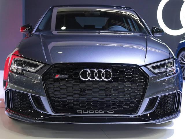Audi RS3 Sedan 2.5 TFSI S-Tronic