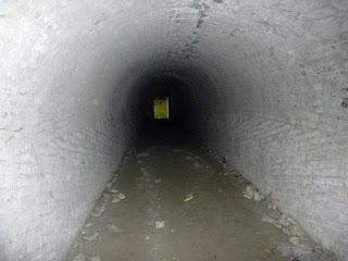 Тараканівський (Дубенський) форт. Цегляна кладка добре збереглася