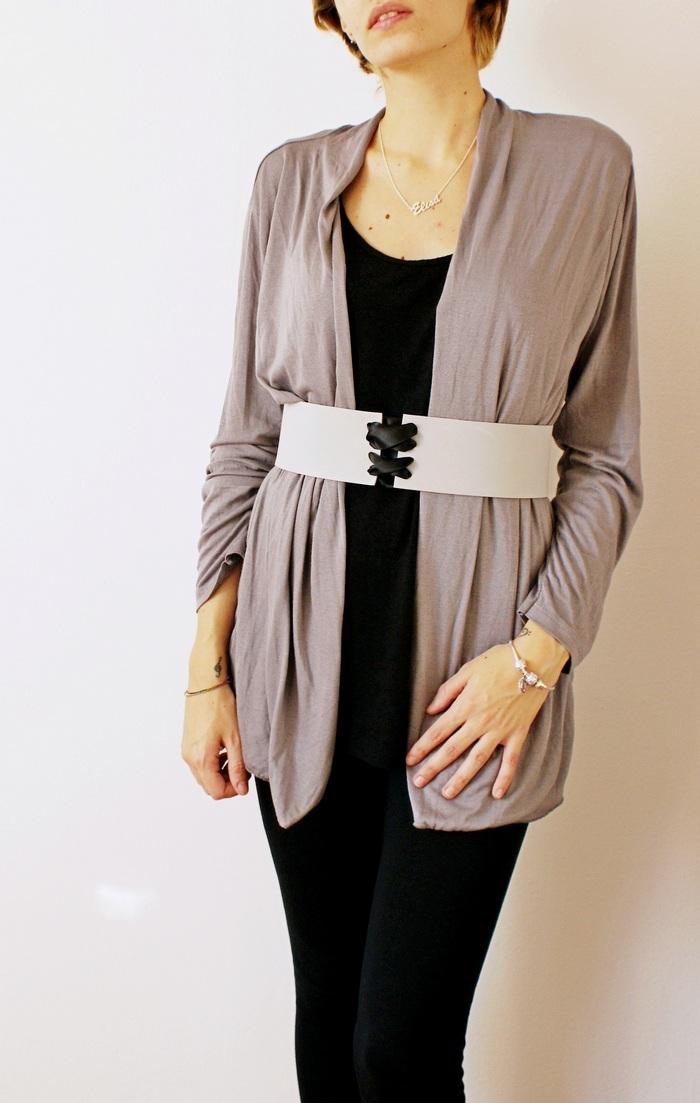 diy corset belt highwaist francinesplace