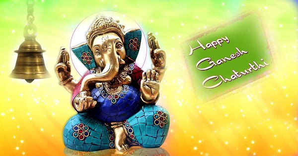 Ganesh Chaturthi Status for Whatsapp, Short Ganesh Status in Hindi