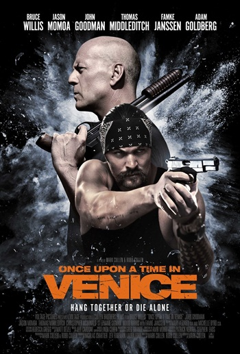 Once Upon a Time in Venice 2017 English Movie Download