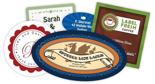 The Custom Printed Labels And Its Advantages