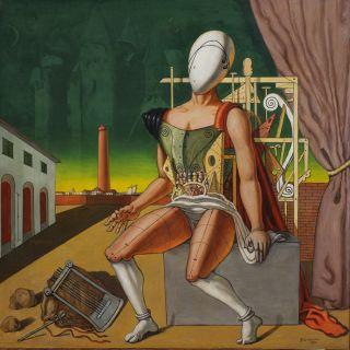 Джорджо де Кирико: модернист, не изменивший классике