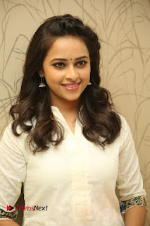 Sri Divya Pictures at Rayudu Movie Success Meet ~ Celebs Next