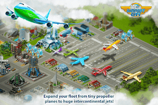 Download Airport City Apk Mod