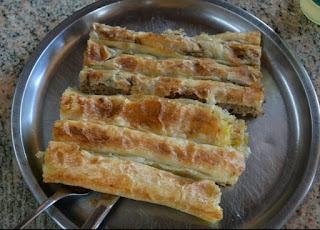 Boşnak Böreği, Sırbistan