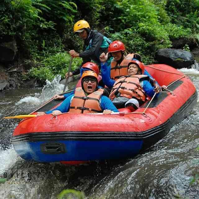 Rafting Bandung Tim Penyelamat yang Sigap Tanggap