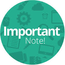 IMPORTANT NOTES FOR ALL COMPETITIVE EXAM