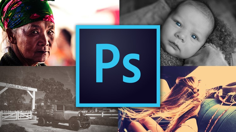 Photoshop Effects - Create Stunning Photo Effects - Udemy Coupon