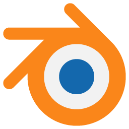 Preview of blender, software, app, logo, icon