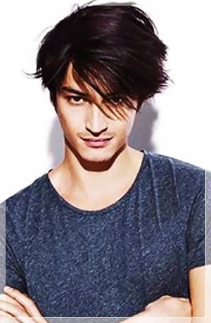 Model Potongan Rambut Pria Tua