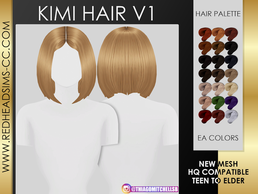 KIMI HAIR
