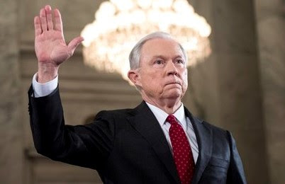 Jeff Sessions Takes Pro - Police Stance & Targets Black Lives Matter Movement