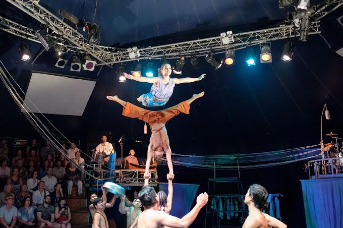 Le cirque cambodgien Phare Siem Reap