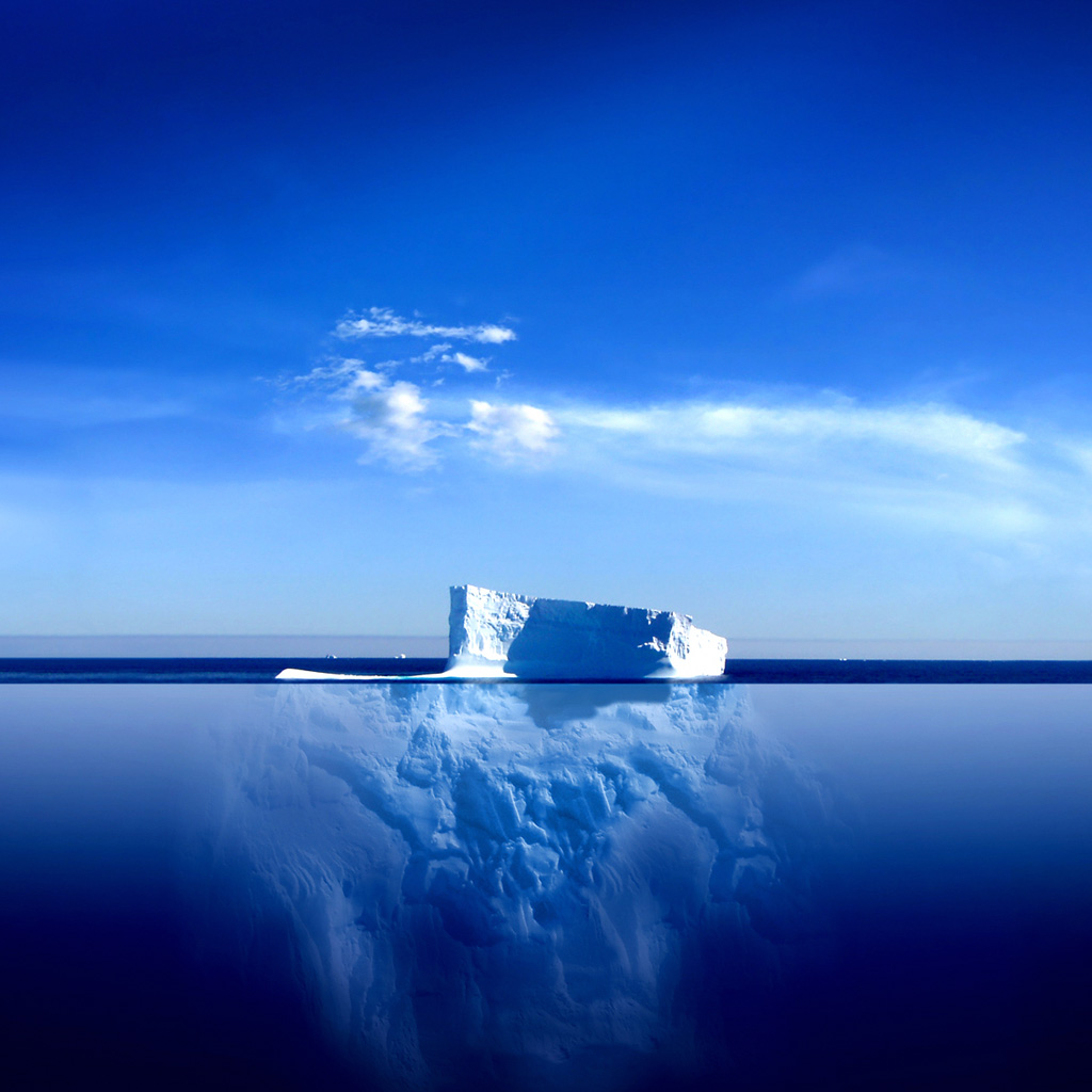 Wallpap: Background Collections: Iceberg Wallpaper Hd