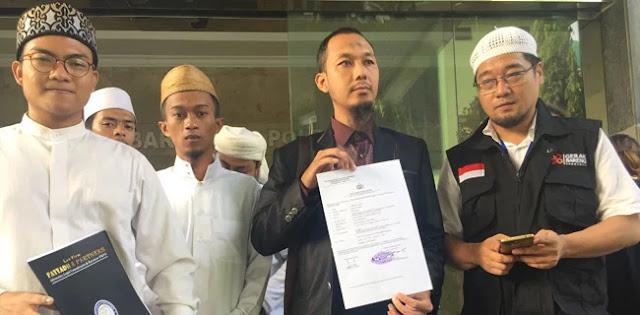 Kasus Denny Siregar Serupa Video Hoaks Ricuh di Depan MK