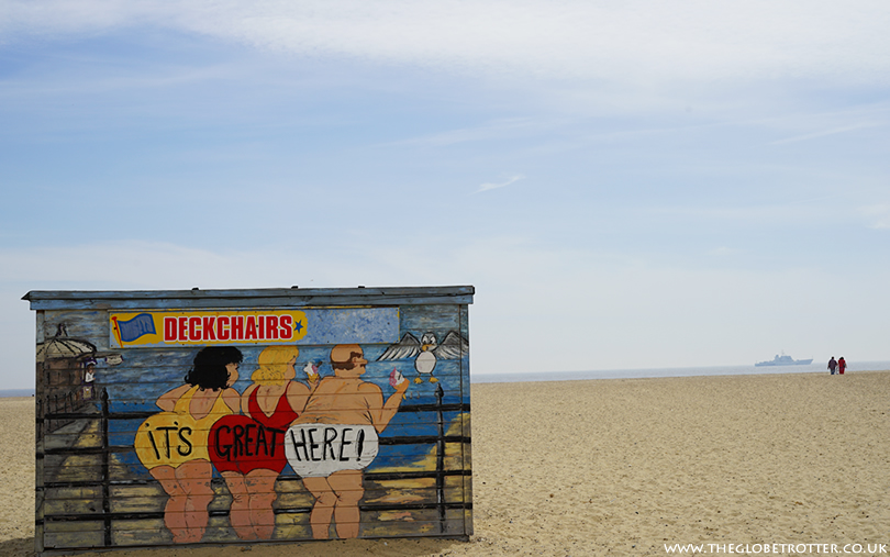 The Beach at Great Yarmouth - Things to See and Do in Great Yarmouth