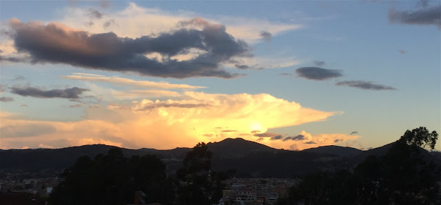Sky in South Cuenca
