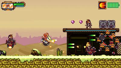Metaloid Origin Game Screenshot 3