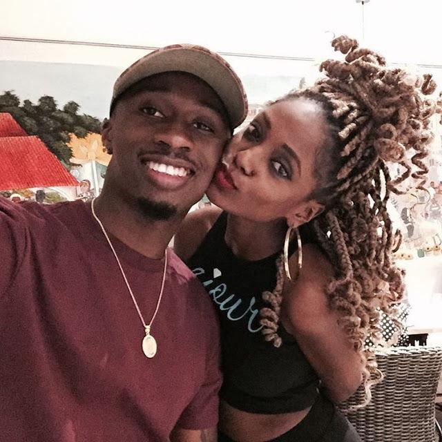 Jux Amtumia Ujumbe Huu Vanessa Mdee Baada ya Kusaini Universal Music Group