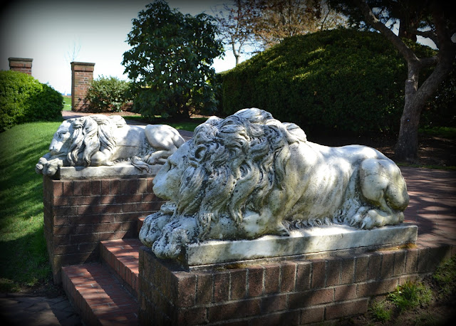 Lynch Park, Lions,  Beverly, Massachusetts, portrait