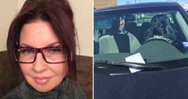 Μεθυσμένη γυναίκα αφήνει το αμάξι της όλο το βράδυ στο πάρκινγκ του μαγαζιού που διασκέδαζε. Το πρωί βρίσκει ένα ευχαριστήριο σημείωμα…