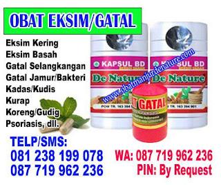Obat eksim dari Indonesia