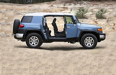 2017 Toyota FJ Cruiser Review