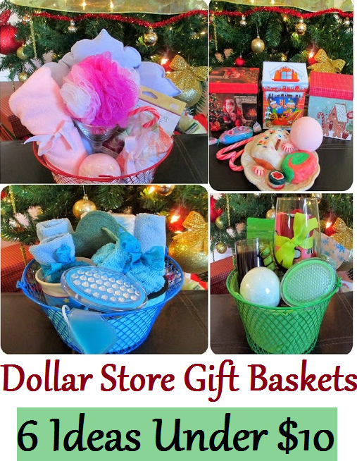 Maria Sself Chekmarev Dollar Store Last Minute Christmas Gift Ideas For Cheap Gift Baskets From Dollar Tree Spa Facial Pedicure Feet Family Time Kitchen And Spa