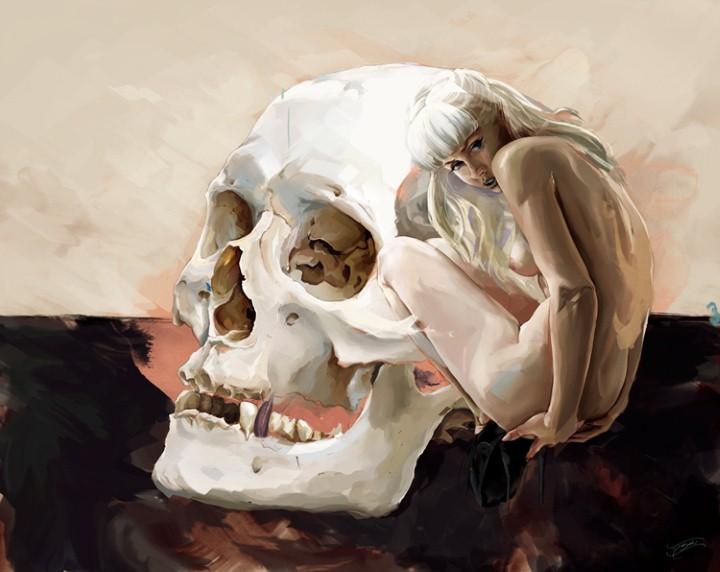 Современный художник. Tyson McAdoo 11