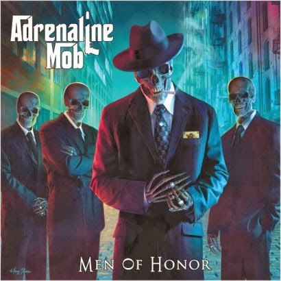 Adrenaline Mob - Men of Honour