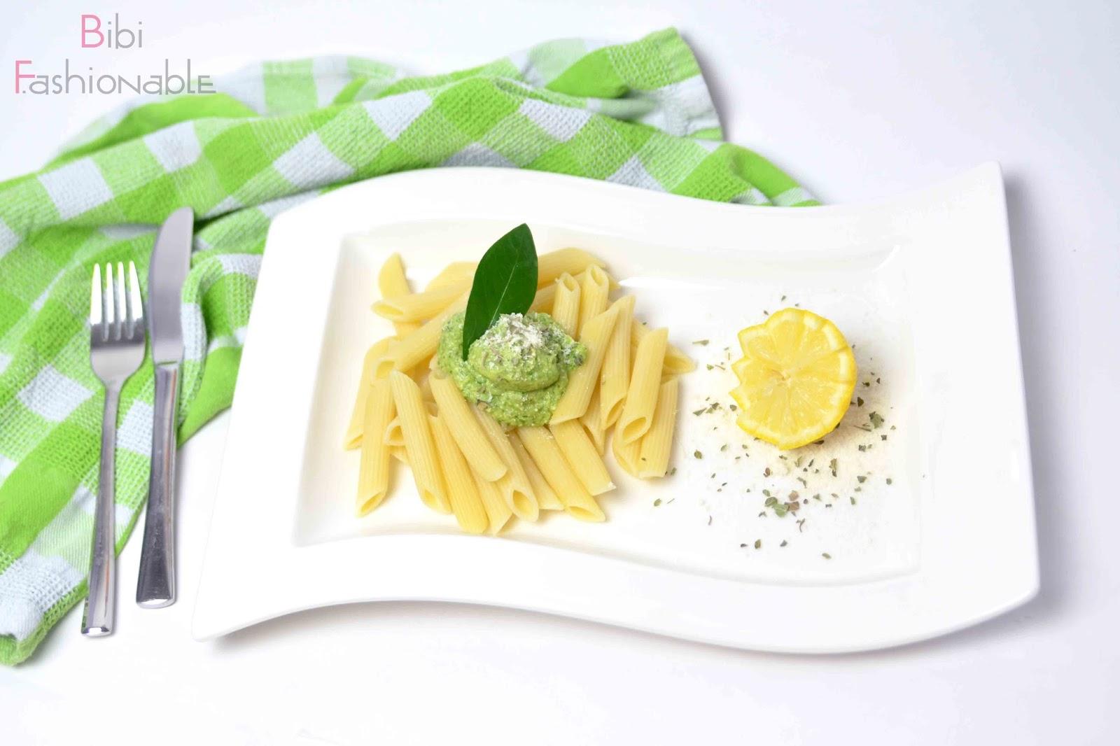schmackhaftes Avocado-Pesto Titelbild