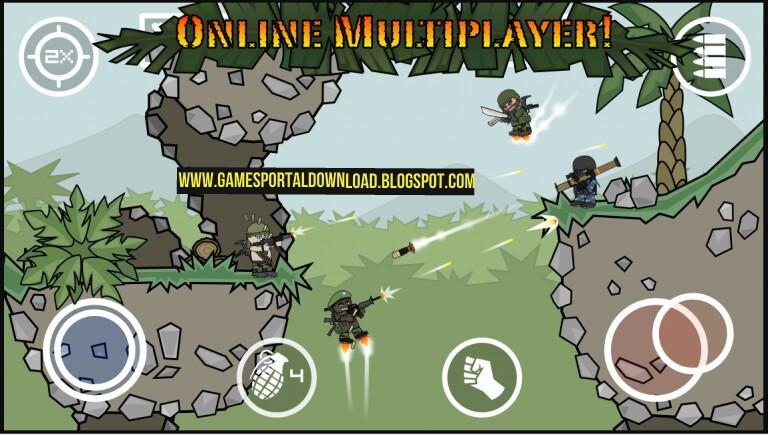 Mini Militia Final v8.0.36 MOD [Unlimited Health, All ...