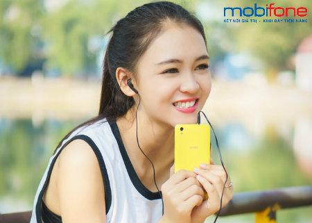 hòa mạng mới Mobifone
