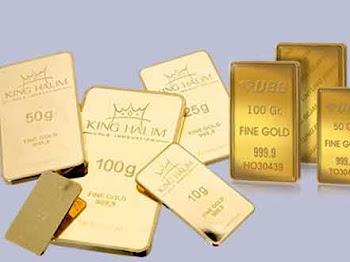 Hubungan Nilai Tukar (kurs) dengan Harga Emas