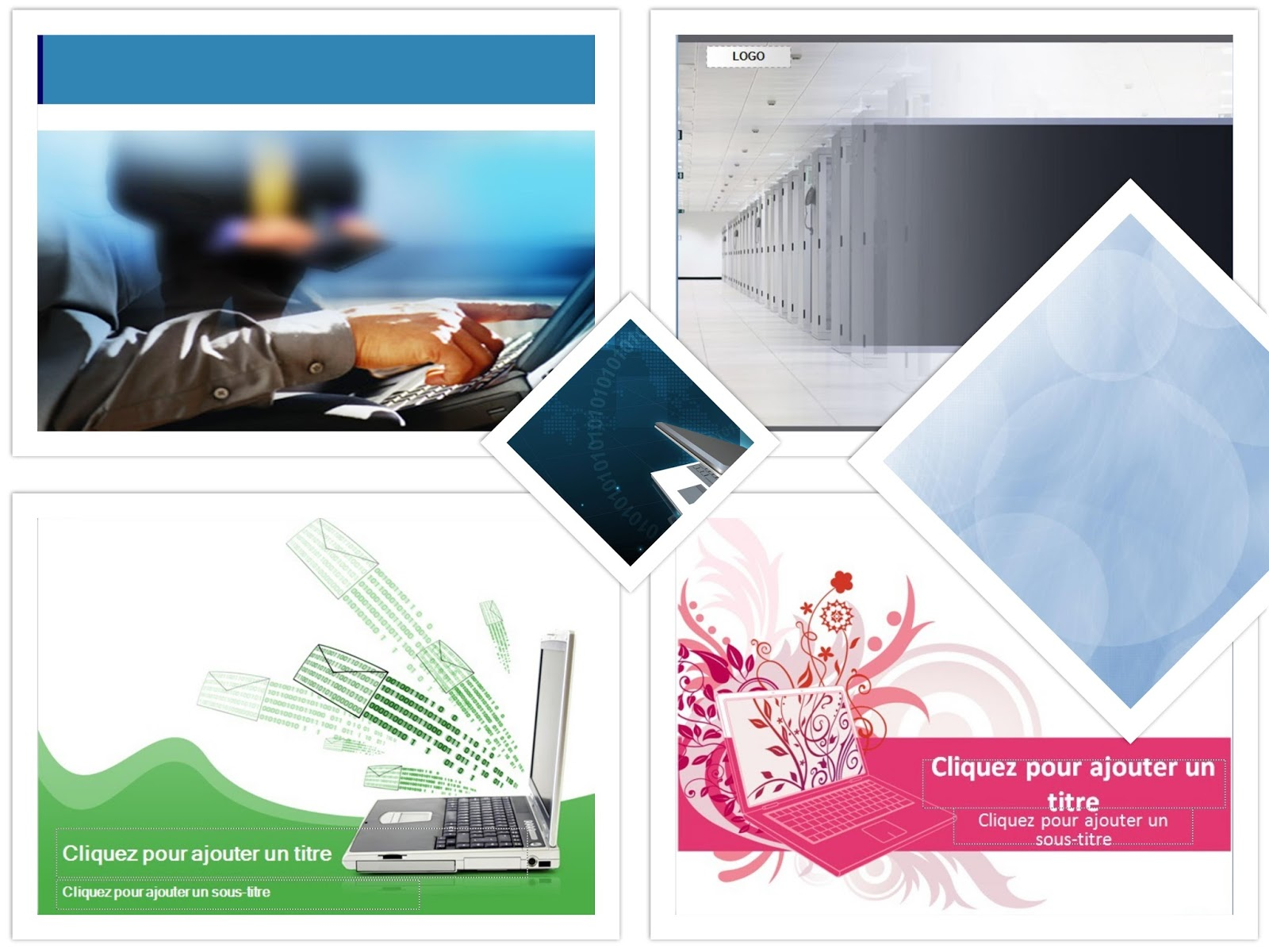 Ppt Themes 16 High Tech Ppt Templates Free Download For