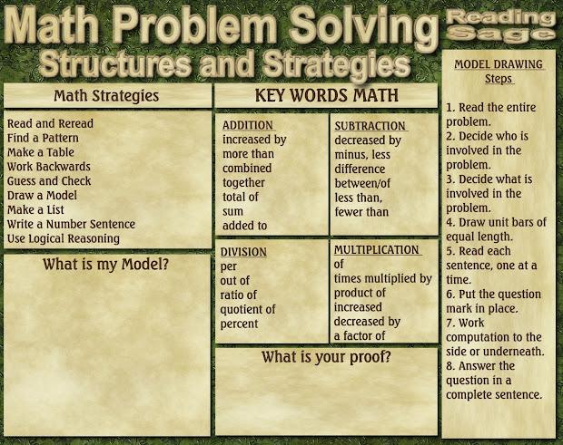 Reading Sage Grade 1 Math Word Problem Ccss Sample