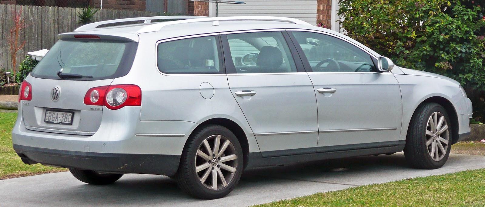 Choose wisely! Volkswagen Passat B6 | Car guy's paradise