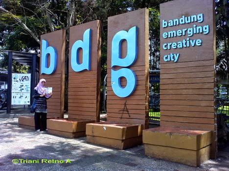 Tugu Bandung Creative City