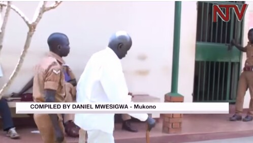 Photos/Video: 63-year-old Imam married to three wives sentenced to life imprisonment for defiling a two-year-old girl